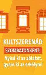 Kultszerenád banner kép