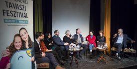 Szentendrei Tavaszi Fesztivál sajtótájékoztató
