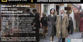 Géniusz: Picasso – Antonio Banderas Szentendrén