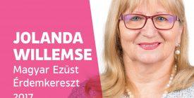 A molinón: Jolanda Willemse