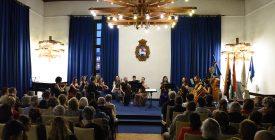 Tavaszi koncert a Városházán