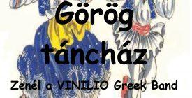 Görög táncház április 6-án