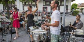 Zene a szabadban – utcazenészek versenye az Art Capitalon