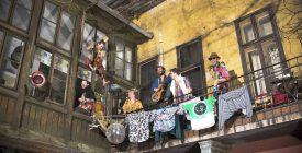 Bohemian Betyars koncert-Szentendrei Pestisűző Fesztivál