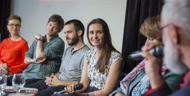 Szentendrei Teátrum 2018 sajtótájékoztató