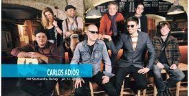 Carlos Adiós! koncert @Barlang
