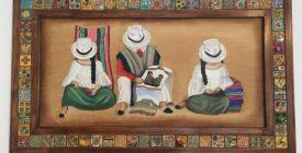 Los Andes II. – kiállítás a Folt Galériában