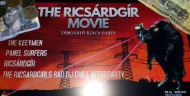 Ricsárdgír / The Keeymen / Panel Surfers // GírFilm Beach Party @Barlang