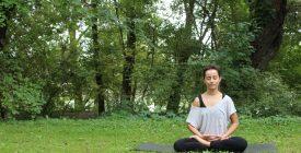 Nemzetközi jóganap Szentendrén