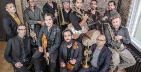 SZIKRA koncert - Söndörgő és Amsterdam Klezmer Band
