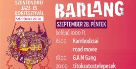Barlang pénteki koncertek @Szentendrei Jazz- és borfesztivál