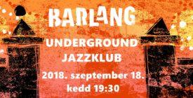 Underground jazzklub @Barlang