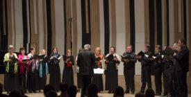 A Budapesti Tomkins Énekegyüttes koncertje
