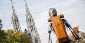 Az eltévedt űrhajós Bécsben