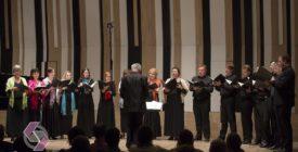 A Budapesti Tomkins Énekegyüttes ingyenes koncertje