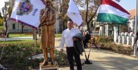 Páljános Ervin új köztéri szobrai
