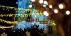 Gyertyagyújtás 3. - Advent Szentendrén