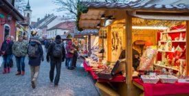 Adventi vásár - Advent Szentendrén