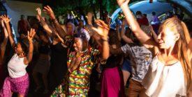 Afro-táncház @Barlang