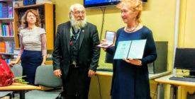 Toldy-díjat kapott Szarvas Rita