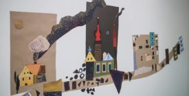 Megnyílt Vajda Lajos nagyszabású kiállítása