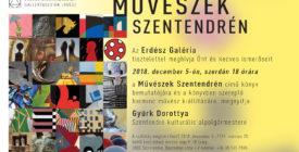 Művészek Szentendrén