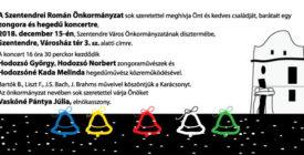 Román Nemzetiségi Önkormányzat – karácsonyi koncert