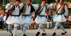 Görög táncház a Barlangban