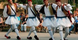 Görög táncház: március 9.