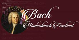 Bach Mindenkinek Fesztivál 2019