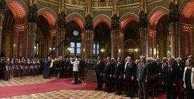Szentendrei díjazottak a nemzeti ünnepen