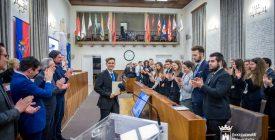 Ismét a Ferences Gimnázium csapata nyert a MEP-en