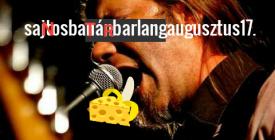 Sajnosbatár Emlékzenekar @Barlang
