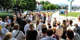 Kucsera Ferencre emlékeztünk Szentendrén
