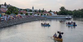 Művészeti, sport és zenei fesztiválhétvége Szentendrén