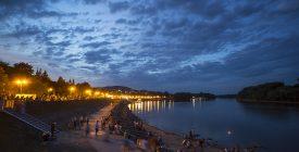 Ister napi programok a korzón és a Postás strandon