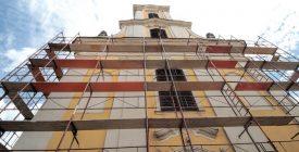 Megújul a Péter-Pál templom tornya
