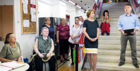 Szentendrei múzeumok és művészek – kiállítás a moziban