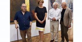 Szentendrei művészek a Kolozsvári Magyar Napokon