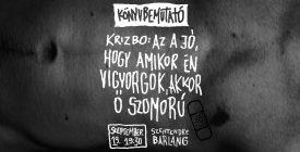 Krizbo /// Könyvbemutató