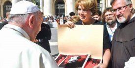 Kucsera-emlékmise és pápai audiencia Rómában