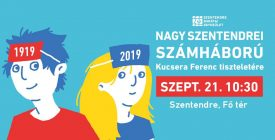 Nagy Szentendrei Számháború 2019