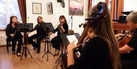 Zenetanárok koncertje a Zene Világnapján
