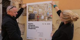 Szentendre a kortárs magyar művészetről Rómában