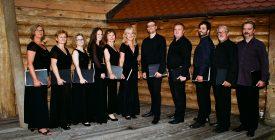 A Budapesti Tomkins Énekegyüttes hangversenye