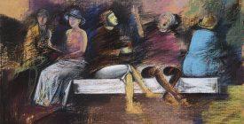 A szentendrei Új Művésztelep – kiállítás az 50. évfordulón