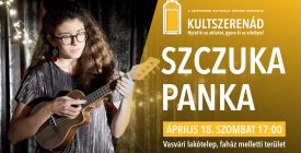 Szczuka Panka // #kultszerenád