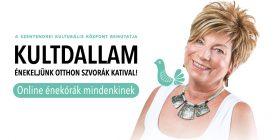 Kultdallam – online énekórák Szvorák Katival!