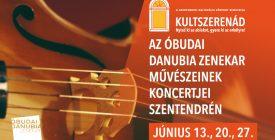 Júniusban a klasszikus zenéé a főszerep