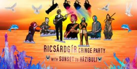 Ricsárdgír Cringe Party with Sunset és Házibuli//vendég: Heatlie